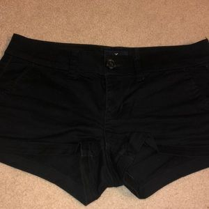 American Eagle Black Shorts, Shortie, size 4